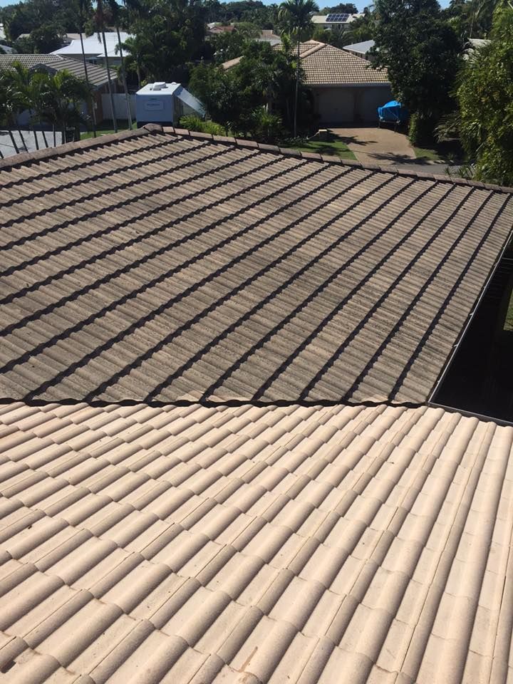 Roof poseidon pressure cleaning townsville - Using water pressure roof cleaning ...